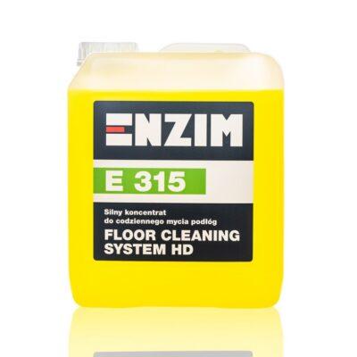 E315 – Silny koncentrat do codziennego mycia podłóg Floor Cleaning System HD 5L