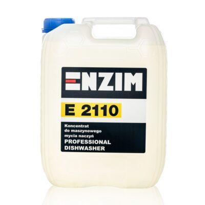 E2110 – Koncentrat do maszynowego mycia naczyń PRO. DISHWASHER 10L