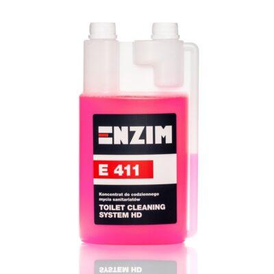 E411 – Koncentrat do codziennego mycia sanitariatów Toilet Cleaning System HD 1L